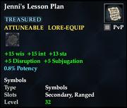 Jenni's Lesson Plan