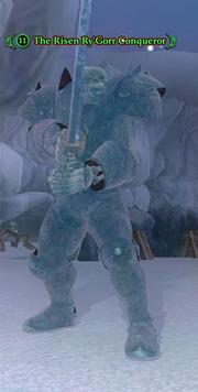 The Risen Ry'Gorr Conqueror