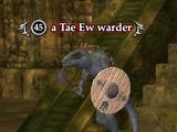 A Tae Ew warder
