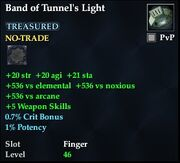 Band of Tunnel's Light