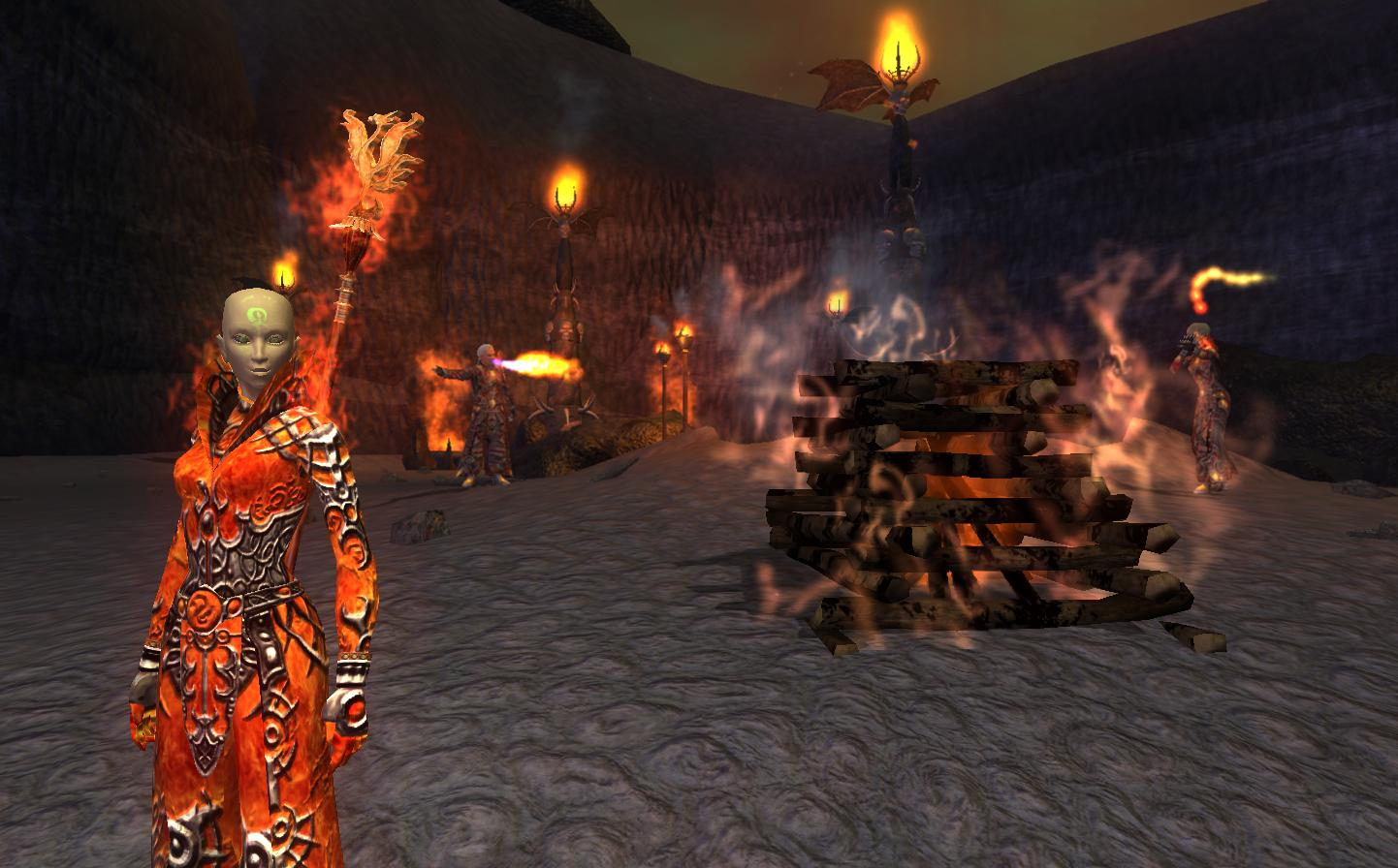 Scorched Sky | EverQuest 2 Wiki | FANDOM powered by Wikia