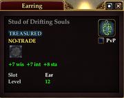 Stud of Drifting Souls
