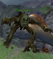 A treespirit seer