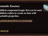 Chromatic Essence