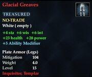 Glacial Greaves