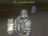 A Deathfist toiler