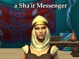 A Sha'ir Messenger