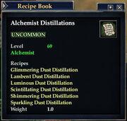 Alchemist Distillations