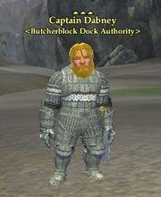 Captain Dabney