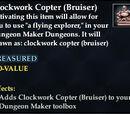 Clockwork Copter (Bruiser)