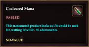Coalesced Mana