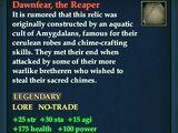 Dawnfear, the Reaper