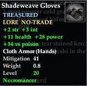 Shadeweave Gloves