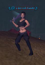 A dervish bandit