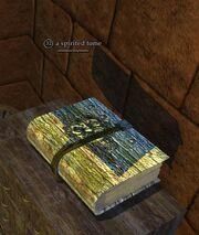 A spirited tome