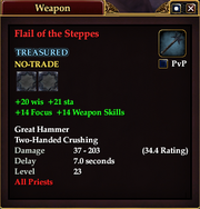 Flail of the Steppes