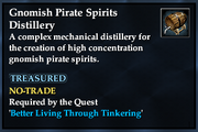 Gnomish Pirate Spirits Distillery