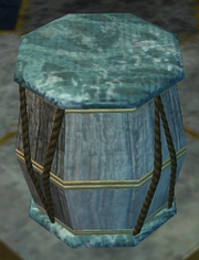Mystic Snowfang Drum (Visible)