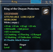 Ring of the Onayan Protectors