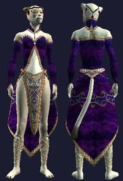 Artisan's formal ensemble (female) (Visible)