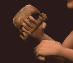 Blessed Iron Knuckles (Equipped)