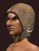 Channeler's Cowl of the Runemaster (Equipped)