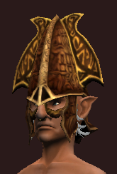 Elysian Coif of the Forest Stalker (Equipped)