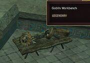 Goblin Workbench