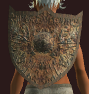 Iron Kite Shield (Equipped)