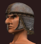 Iron Reverent Coif (Equipped)