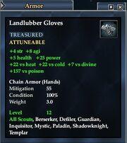 Landlubber Gloves
