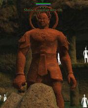 Shrine Guardian Ken-Oh