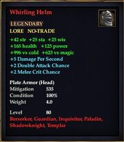 Whirling Helm