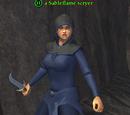 A Sableflame scryer