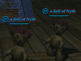 A doll of Nyth