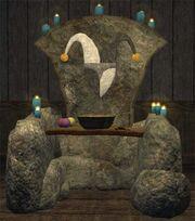 Altar of Bristlebane advanced
