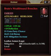 Brute's Wrathbound Breeches
