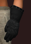 Occultist's Mitts of the Citadel (Equipped)