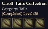 CQ tails gnolltails Journal