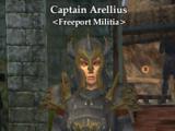 Captain Arellius