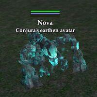 Earthen Avatar (Apprentice)
