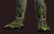 Elder Hierophant Boots (Equipped)