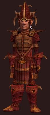 Forest Scion's Sacrosanct (Armor Set) (Visible, Male)