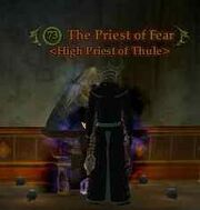 The Priest of Fear