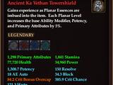 Ancient Ka Vethan Towershield