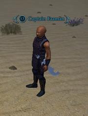 Captain Faaman