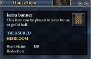 Kerra banner