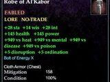 Robe of Al'Kabor (Version 1)