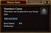 Tserrina's Curse