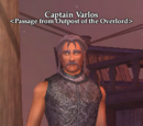 Captain Varlos (Outpost of the Overlord)